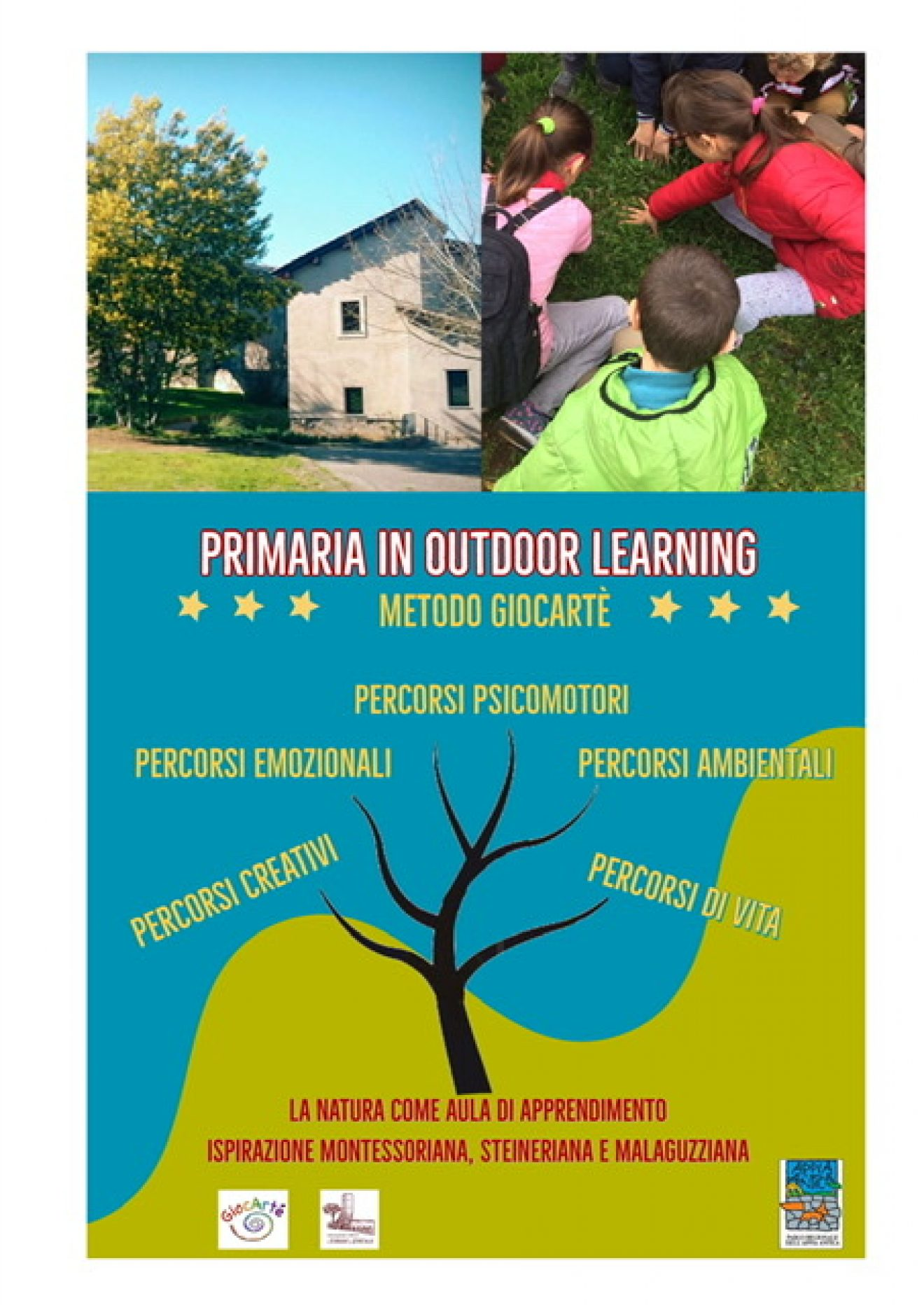 Primaria Outdoor Learning